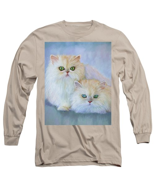 Katrina And Bjorn Long Sleeve T-Shirt