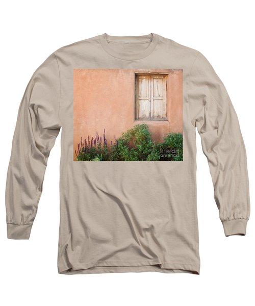 Keep The Summer Heat Out Long Sleeve T-Shirt