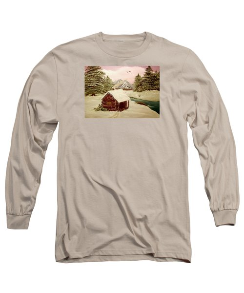 Kelly's Retreat Long Sleeve T-Shirt by Sheri Keith