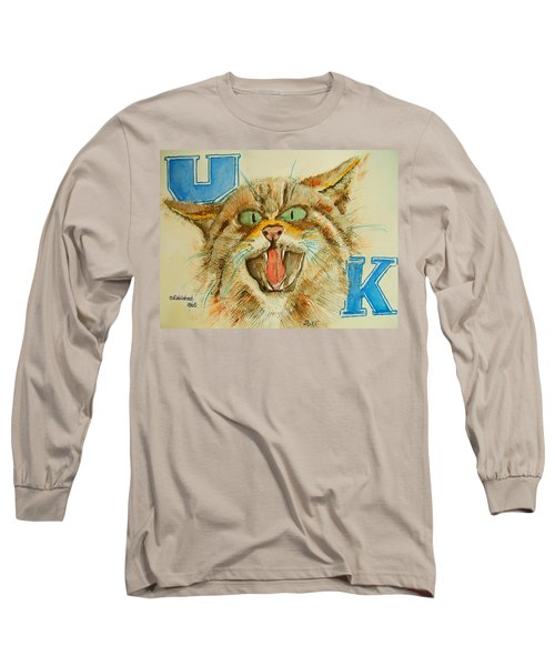 Kentucky Wildcats Long Sleeve T-Shirt