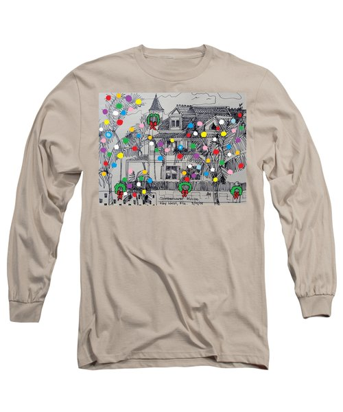 Key West Christmas Long Sleeve T-Shirt