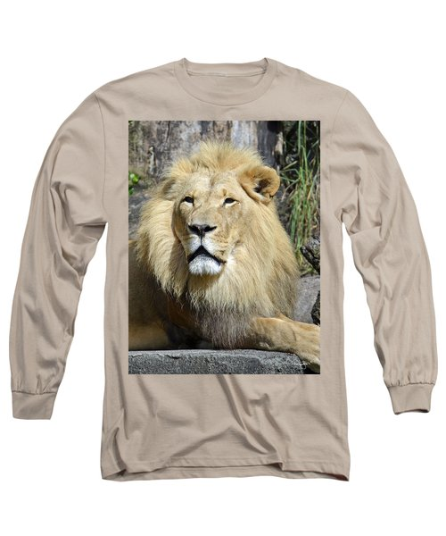 King Of Beasts Long Sleeve T-Shirt