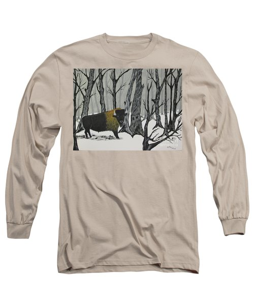 King Of The Woods Long Sleeve T-Shirt