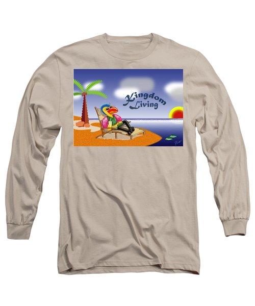 Kingdom Living Long Sleeve T-Shirt