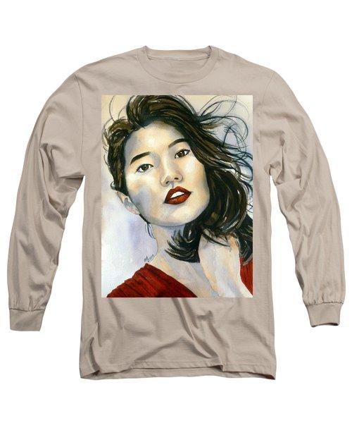 Kiyomi Long Sleeve T-Shirt