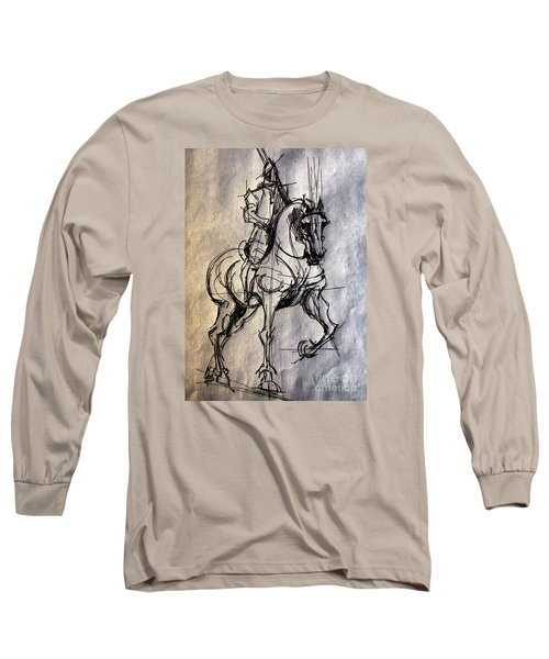 Knight Long Sleeve T-Shirt