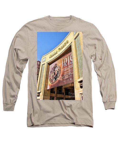 Kodak Theatre Long Sleeve T-Shirt