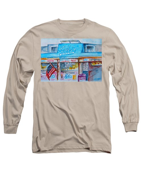 Kohrs Frozen Custard Long Sleeve T-Shirt