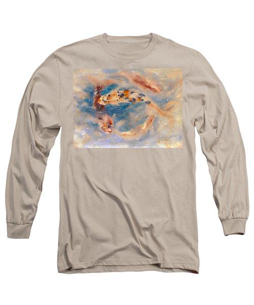 Koi Circle Long Sleeve T-Shirt