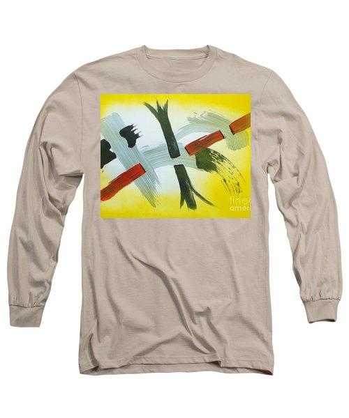 Kokan Long Sleeve T-Shirt by Roberto Prusso