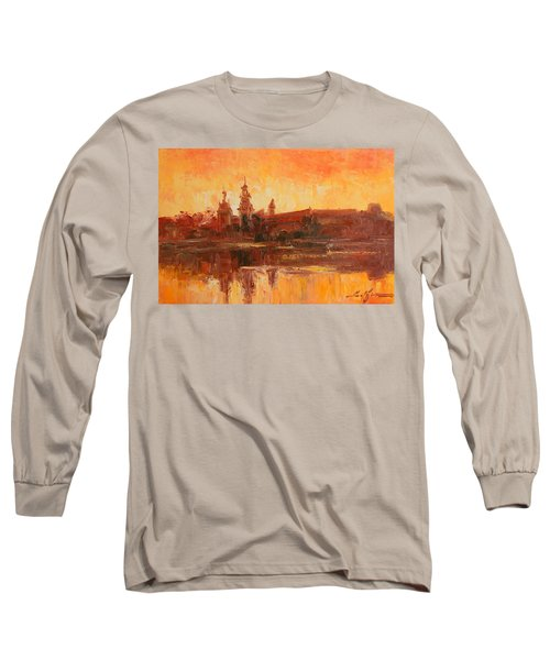 Krakow - Wawel Impression Long Sleeve T-Shirt