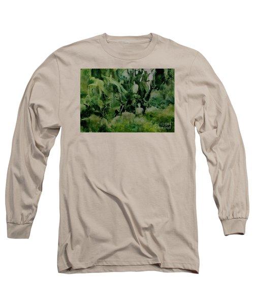 Kudzombies Long Sleeve T-Shirt