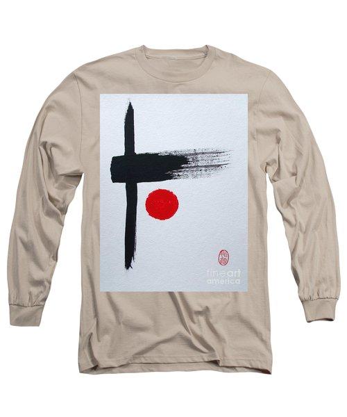 Kyosaku Long Sleeve T-Shirt by Roberto Prusso