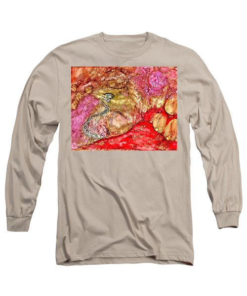 Kyoto Spring Long Sleeve T-Shirt by Bellesouth Studio