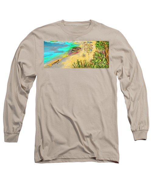 La Spiaggia Long Sleeve T-Shirt