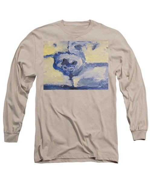 Lady On The Coach  Long Sleeve T-Shirt
