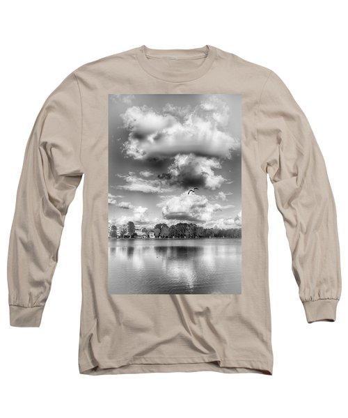 Lake De Soto Long Sleeve T-Shirt