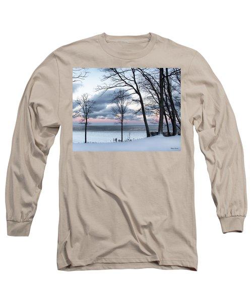 Lake Erie Sunrise Long Sleeve T-Shirt