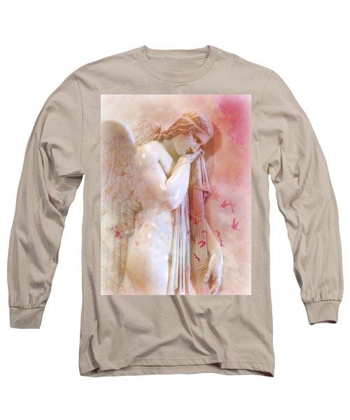 L'angelo Celeste Long Sleeve T-Shirt
