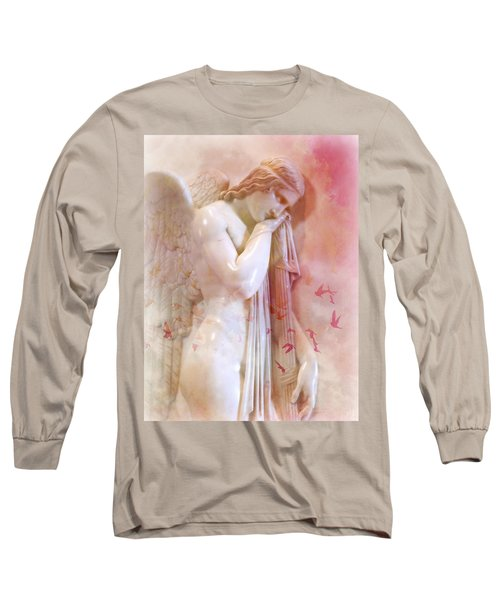 L'angelo Celeste Long Sleeve T-Shirt