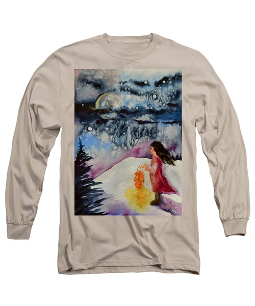 Lantern Festival Long Sleeve T-Shirt