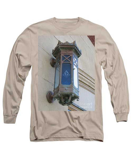 Lantern Of Secrets Long Sleeve T-Shirt by Michael Krek