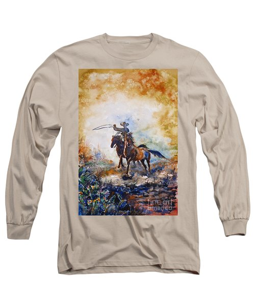 Lassoing Long Sleeve T-Shirt