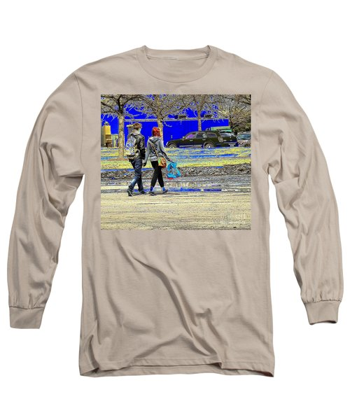 Last Stop Before Home Long Sleeve T-Shirt
