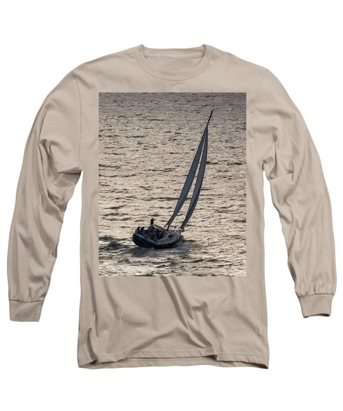 Late Day Easy Breeze Long Sleeve T-Shirt