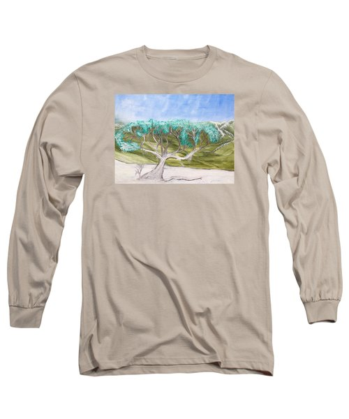 Late Winter Frost Long Sleeve T-Shirt