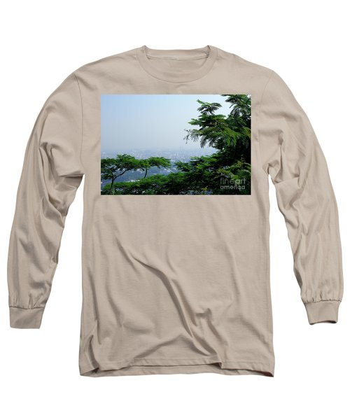 Layers Of Tree Long Sleeve T-Shirt
