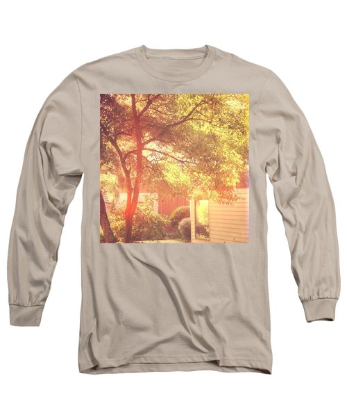 Lazy Days Of Summer Long Sleeve T-Shirt
