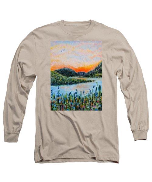Lazy River Long Sleeve T-Shirt