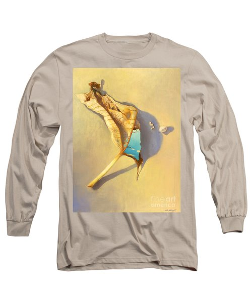 Leaf Of Life Long Sleeve T-Shirt