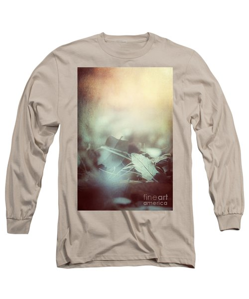 Leaves Of Time  Long Sleeve T-Shirt by Trish Mistric