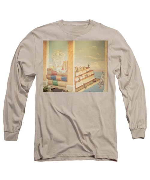 Legal Sloth And Pride Long Sleeve T-Shirt