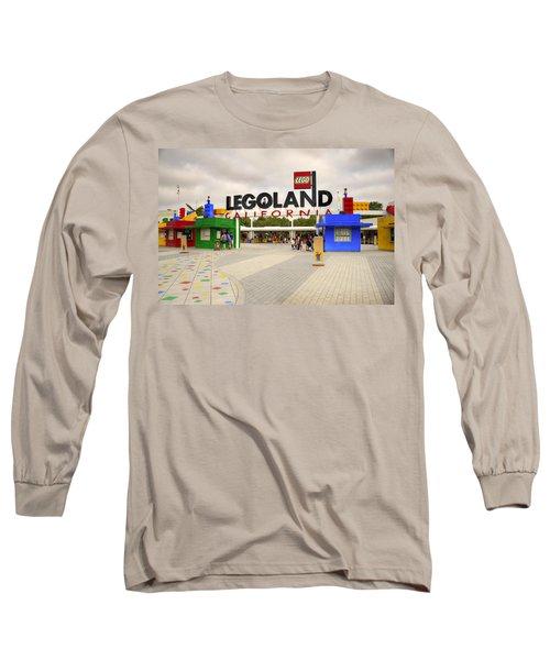 Legoland California Long Sleeve T-Shirt