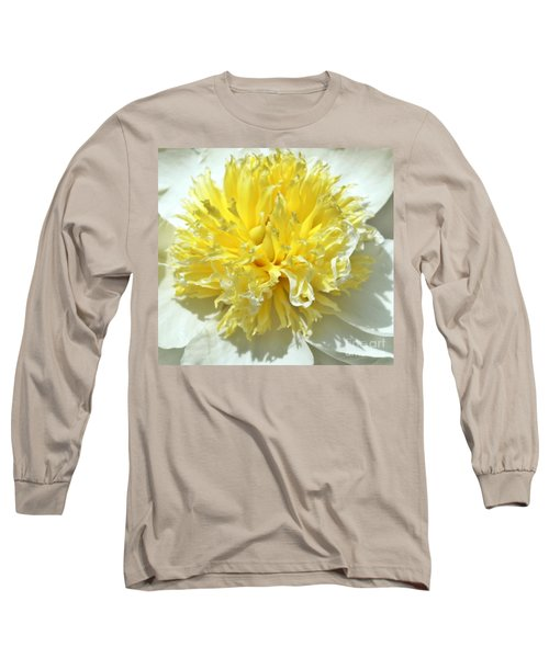 Long Sleeve T-Shirt featuring the photograph Lemon Drop by Lilliana Mendez
