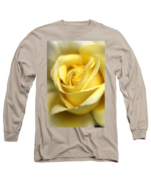 Long Sleeve T-Shirt featuring the photograph Lemon Lush by Joy Watson