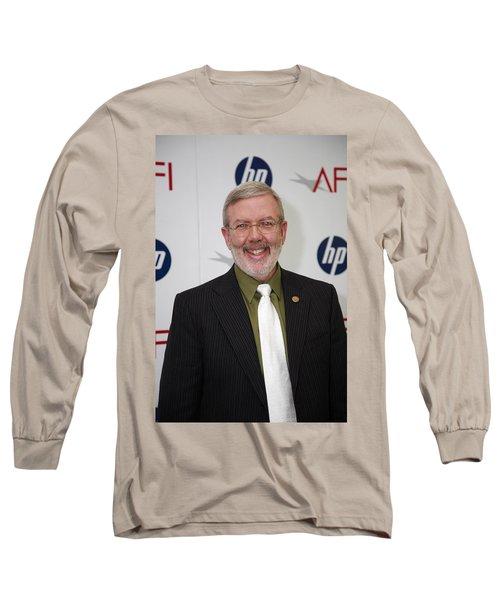Leonard Maltin Long Sleeve T-Shirt