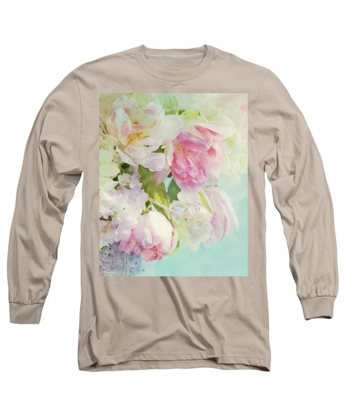 Les Fleurs Long Sleeve T-Shirt
