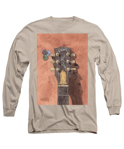 Les Paul Long Sleeve T-Shirt