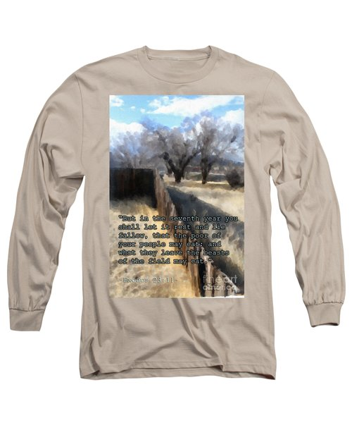 Let It Be Long Sleeve T-Shirt