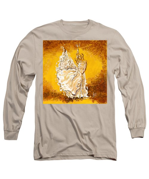 Let It Be Peace In My Soul Long Sleeve T-Shirt