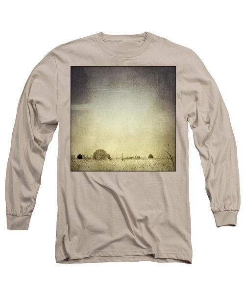 Let The Rain Come Down Long Sleeve T-Shirt by Trish Mistric
