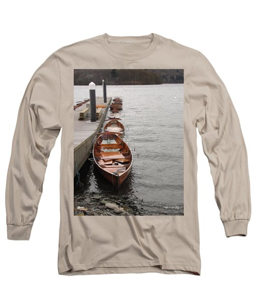 Long Sleeve T-Shirt featuring the photograph Let's Ride by Tiffany Erdman