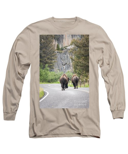 Let's Start This Day... Long Sleeve T-Shirt