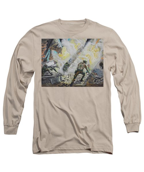 Liberator's Guardian Angles Long Sleeve T-Shirt