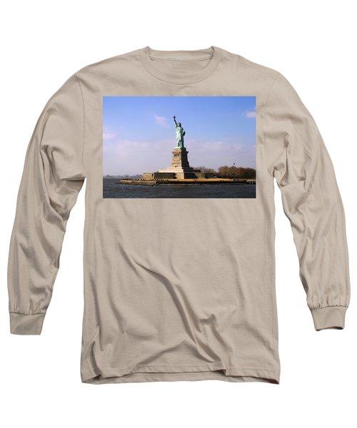 Liberty Island Long Sleeve T-Shirt