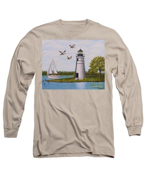 Light  In Madisonville Long Sleeve T-Shirt